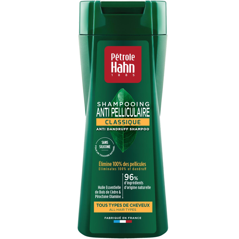 Shampooing Stop pellicules classique cheveux gras