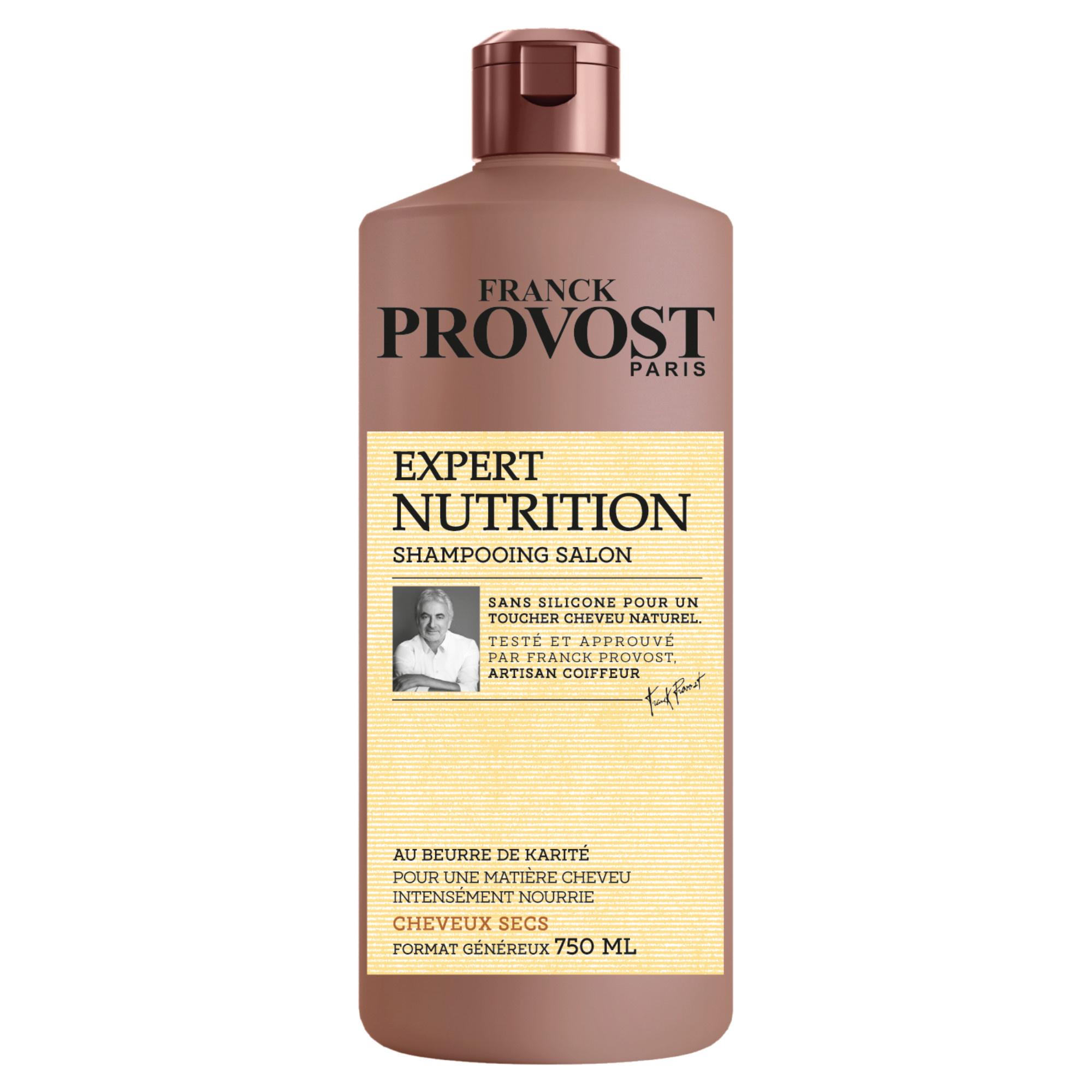 Shampooing professionnel Expert Couleur sans silocone
