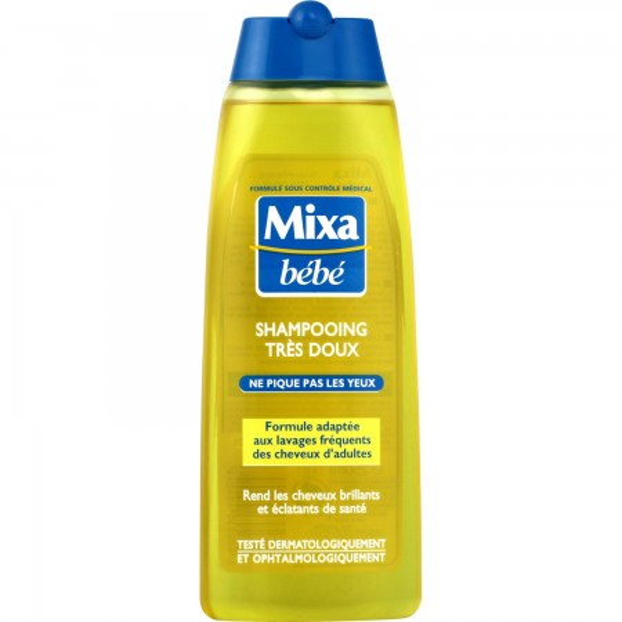 Shampoing mixa bébé