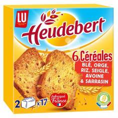 La Biscotte 6 céréales