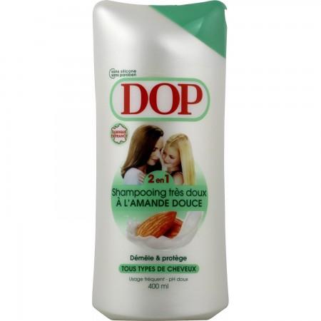 Shampooing très doux 2en1 à l'amande douce